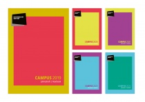 Uni Erfurt Corporate Design – Campusheft, Quelle: Uni Erfurt