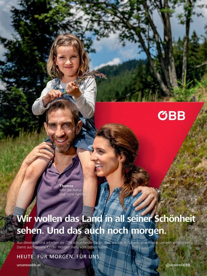 ÖBB – Anzeige (2019), Quelle: ÖBB