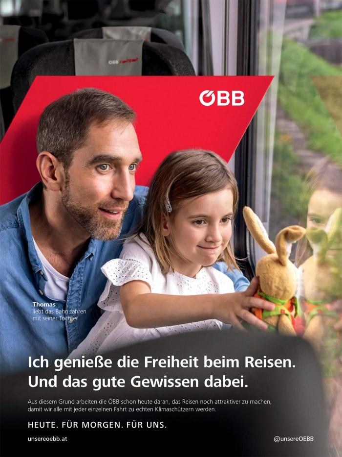 ÖBB – Anzeige (2019, Quelle: ÖBB)