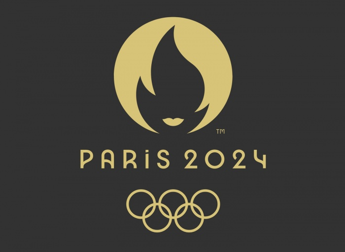 Paris 2024 Logo (dark), Quelle: paris2024.org