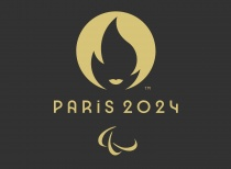 Paris 2024 Logo Paralympic Games (dark), Quelle: paris2024.org