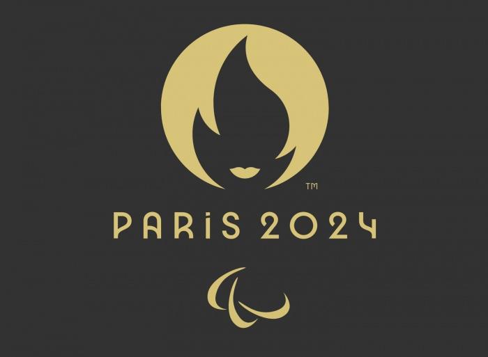 Paris 2024 Logo Paralympic Games (dark), Quelle: paris2024.org