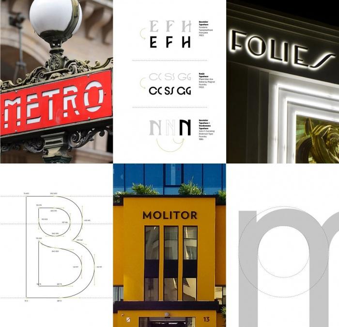Paris 2024 – Typography, Quelle: paris2024.org