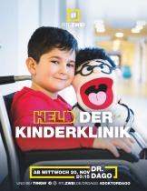 RTL Zwei – Printanzeige Dr.Dago, Quelle: RTL Zwei
