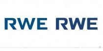 RWE Logo – vorher und nachher