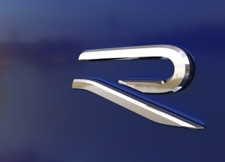 Volkswagen R-Line Logo, Quelle: Volkswagen AG