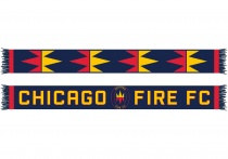 Chicago Fire FC – Scarf, Quelle: Chicago Fire FC
