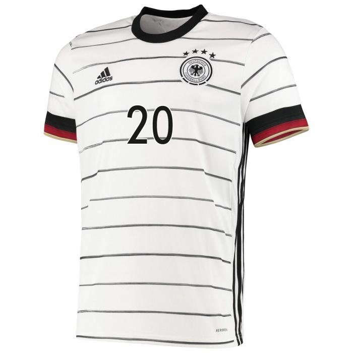 DFB Heimtrikot Nationalmannschaft 2019, Quelle: DFB