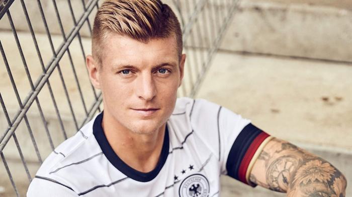 DFB Trikot 2019 Toni Kroos, Quelle: DFB