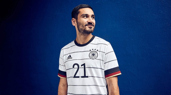 DFB Trikot 2019 İlkay Gündoğan, Quelle: DFB