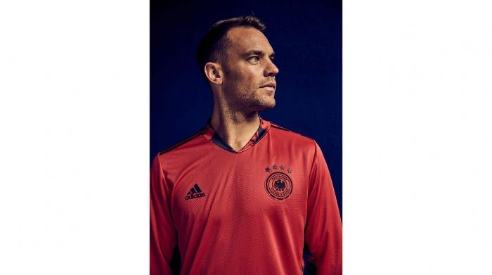 DFB Trikot 2019 Manuel Neuer, Quelle: DFB