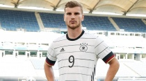 DFB Trikot 2019 Timo Werner, Quelle: DFB