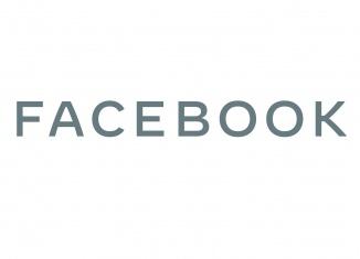 Facebook Corporate Logo (ab 11/2019), Quelle: Facebook