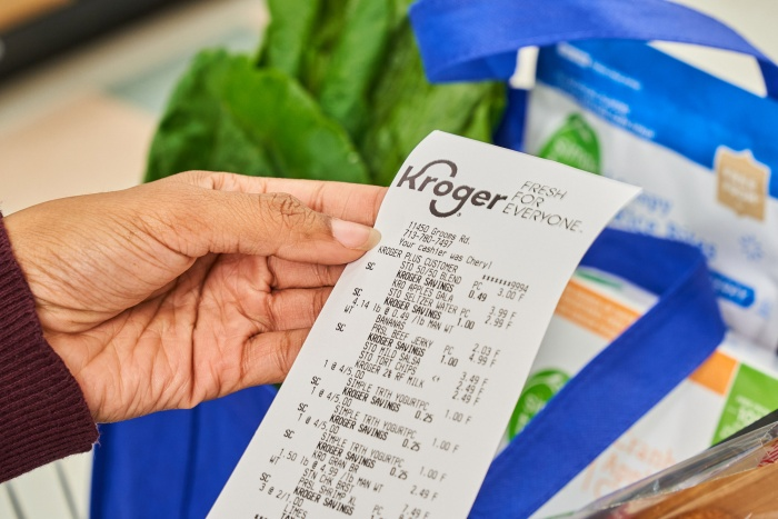 Kroger Retail Signage, Quelle: Kroger