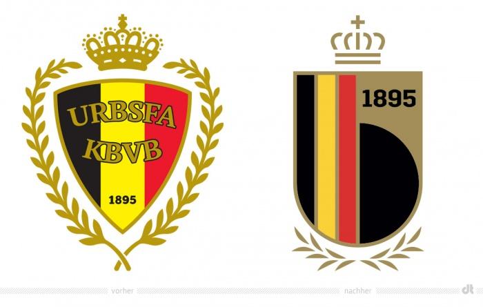RBFA Logo – vorher und nachher
