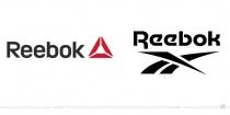 Reebok Logo – vorher und nachher