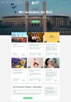 Startnext Website