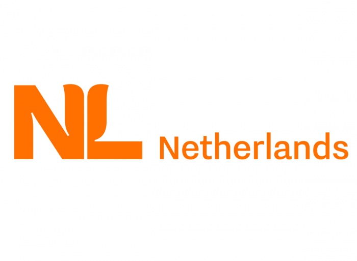 The Netherlands Nation Brand Logo, Quelle: Regierung der Niederlande