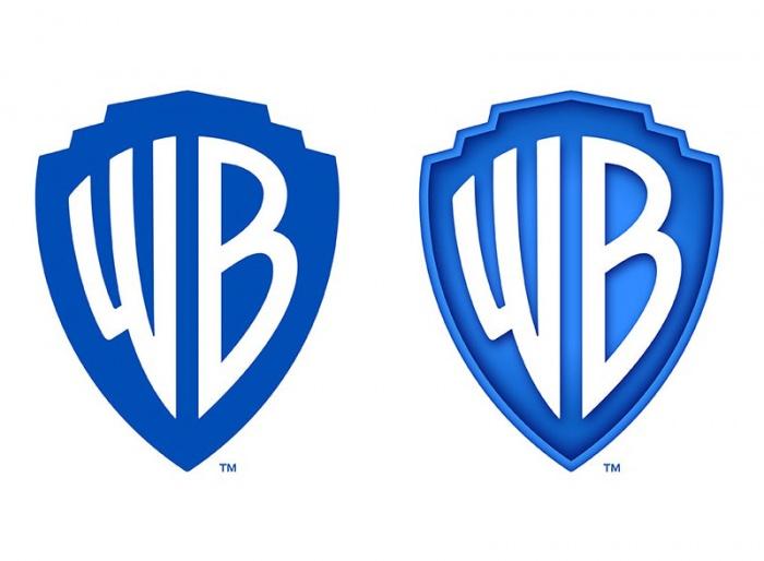 Warner Bros. Logo Versionen, Quelle: Warner Bros.