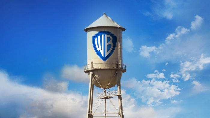 Warner Bros. Water Tower with Logo, Quelle: Warner Bros.