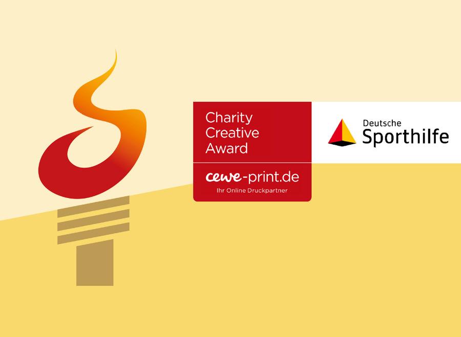 Teilnahmeaufruf: Charity Creative Award 2019