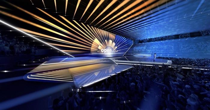ESC 2020 Stage Design, Quelle: NPO/AVROTROS/NOS