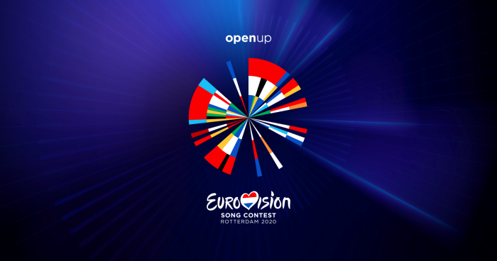 Eurovision Song Contest 2020 Logo, Quelle: NPO