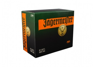 Jägermeister Packaging-6 x 0,7l