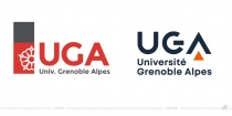 UGA Logo – vorher und nachher
