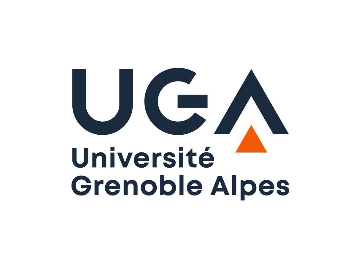 Université Grenoble Alpes wählt neues Logo