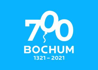 700 Jahre Bochum Logo, Quelle: Stadtmarketing Bochum
