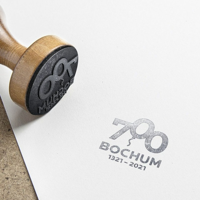 700 Jahre Bochum Visual, Quelle: Stadtmarketing Bochum