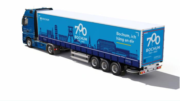 700 Jahre Bochum Präsentation, Quelle: Stadtmarketing Bochum