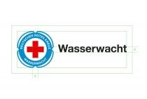 DRK Wasserwacht – Logo inkl. Schutzraum, Quelle: DRK