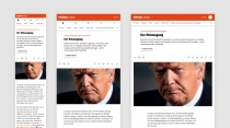 Spiegel.de 04 Layouts, Quelle: Make Studio