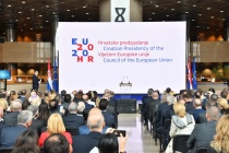 EU 2020 Kroatien Visual Identity, Quelle: eu2020.hr