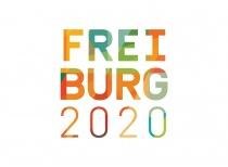 Freiburg 2020 Logo, Quelle: Stadtverwaltung Freiburg am Breisgau