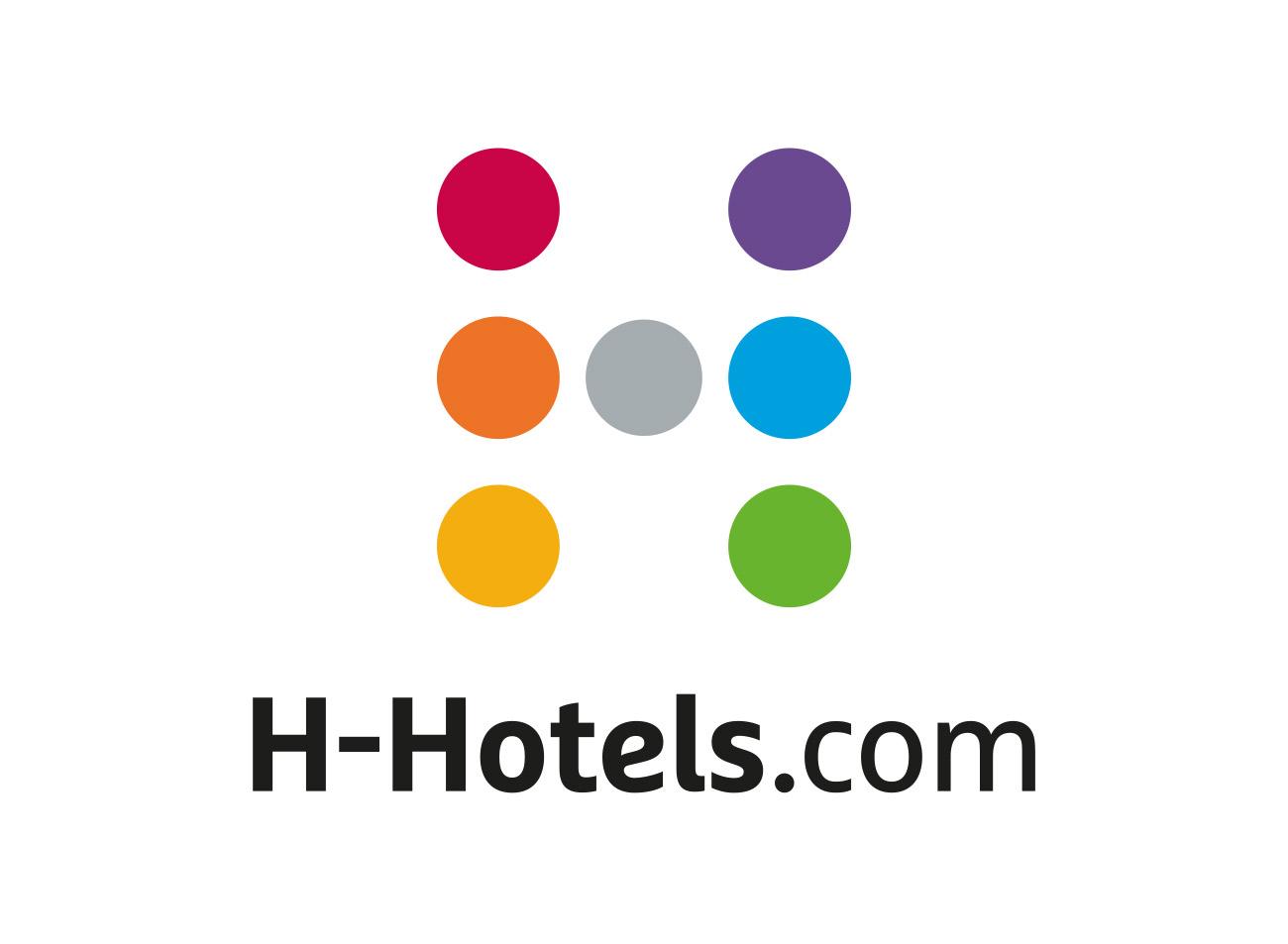 H-Hotels.com Logo, Quelle: H-Hotels.com