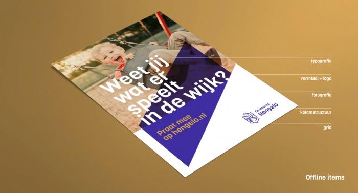 Hengelo Corporate Design, Quelle: Hengelo.nl