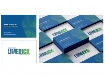 Limerick Branding – Anwendungsbeispiele, Quelle: Limerick.ie