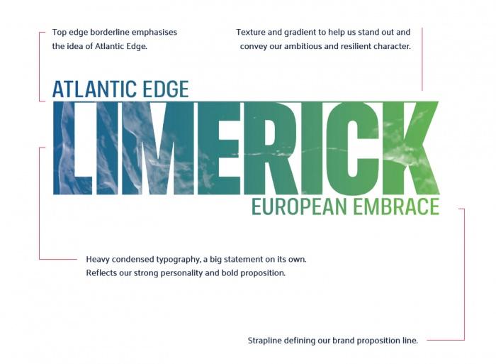 Limerick Logo Explanation, Quelle: Limerick.ie