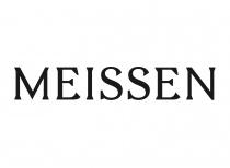 Meissen Schriftzug (seit 07/2018), Quelle: Staatliche Porzellan-Manufaktur Meissen
