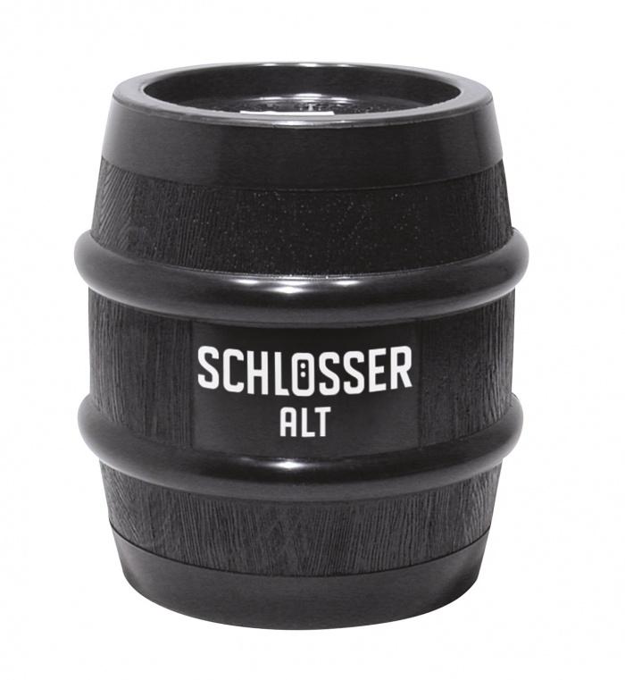 Schlösser Alt – Fass, Quelle: Radeberger Gruppe KG