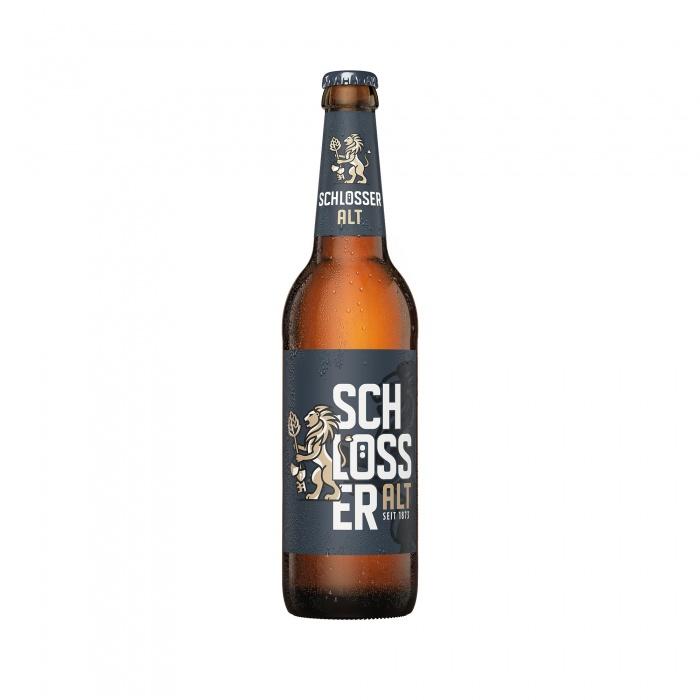 Schlösser Alt – Flasche 0,5l, Quelle: Radeberger Gruppe KG