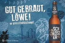 "Schlösser Alt – Anzeige ""Gut gebrüllt Löwe"", Quelle: Radeberger Gruppe KG"