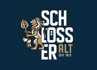 Schlösser Alt Logo (seit 2020), Quelle: Radeberger Gruppe KG
