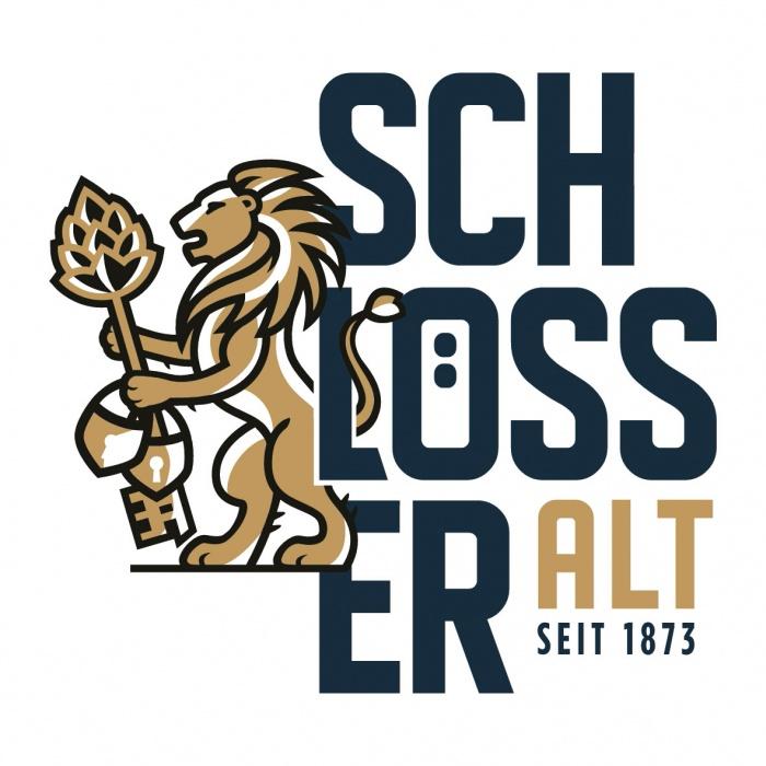 Schlösser Alt – Logo heller Untergrund, Quelle: Radeberger Gruppe KG