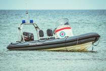 Wasserwacht Boot, Quelle: DRK