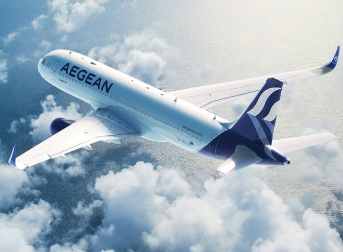 Aegean Airlines Design, Quelle: Aegean Airlines