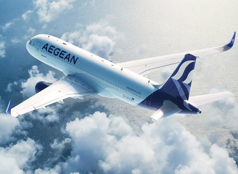 Aegean Airlines Design, Quelle: Aegean Airlines